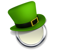 St. Patrick's Day photos button