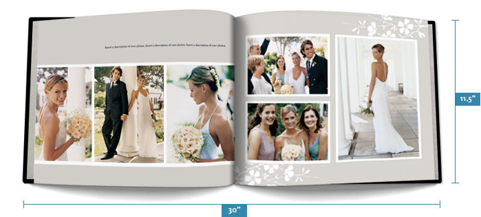Photo Book Close Up By SophterLight Photography