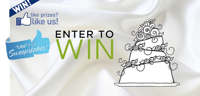 Wedding sweepstakes