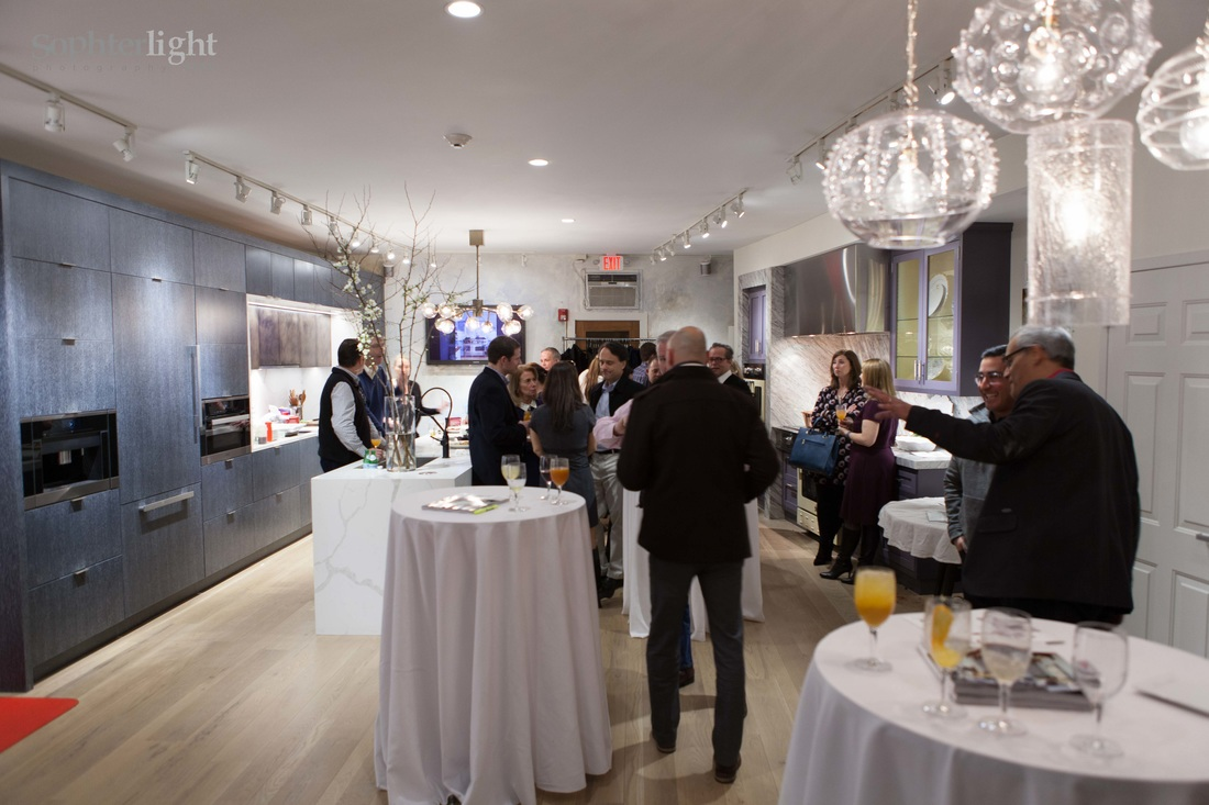 Wheelock Design Showroom by SophterLight Photography